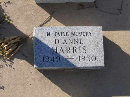 HARRIS, DIANNE - Lawrence County, Arkansas | DIANNE HARRIS - Arkansas Gravestone Photos