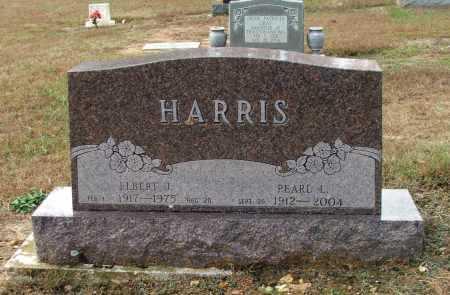 HARRIS, ELBERT JAMES - Lawrence County, Arkansas | ELBERT JAMES HARRIS - Arkansas Gravestone Photos