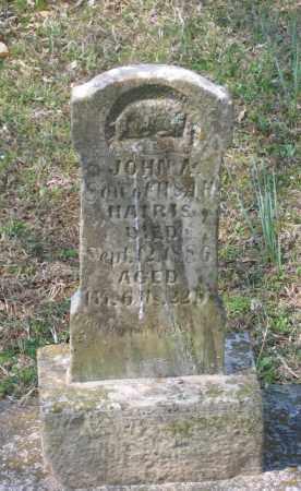 HARRIS, JOHN A. - Lawrence County, Arkansas   JOHN A. HARRIS - Arkansas Gravestone Photos