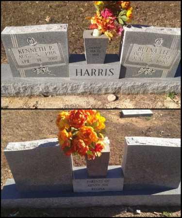 RICHEY HARRIS, BEUNA LEE - Lawrence County, Arkansas | BEUNA LEE RICHEY HARRIS - Arkansas Gravestone Photos