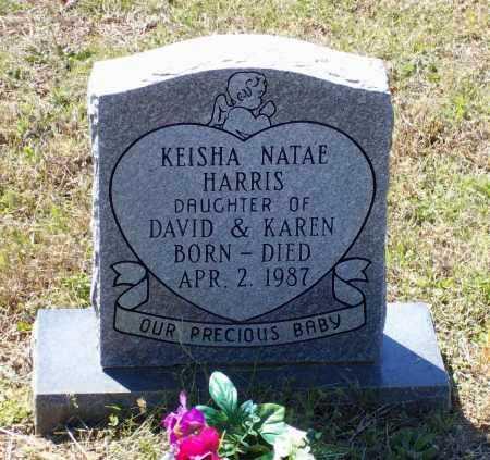 HARRIS, KEISHA NATAE - Lawrence County, Arkansas   KEISHA NATAE HARRIS - Arkansas Gravestone Photos