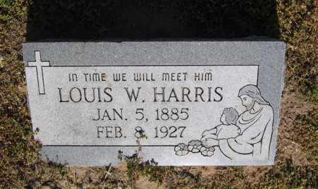 HARRIS, LOUIS - Lawrence County, Arkansas | LOUIS HARRIS - Arkansas Gravestone Photos