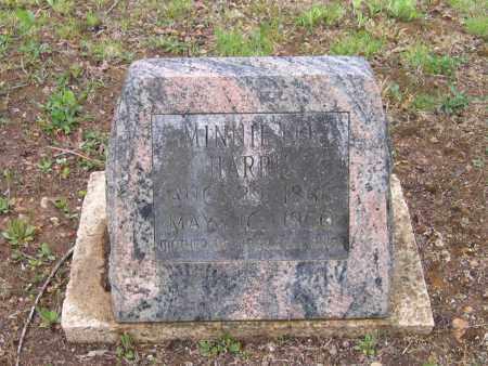 HARRIS, MINNIE LEE - Lawrence County, Arkansas | MINNIE LEE HARRIS - Arkansas Gravestone Photos