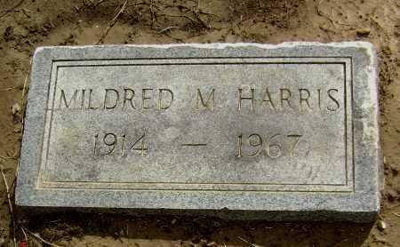 HARRIS, MILDRED MAE - Lawrence County, Arkansas | MILDRED MAE HARRIS - Arkansas Gravestone Photos