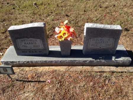 HARRIS, ELOUISE ELLA - Lawrence County, Arkansas   ELOUISE ELLA HARRIS - Arkansas Gravestone Photos
