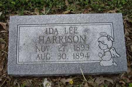 HARRISON, IDA LEE - Lawrence County, Arkansas | IDA LEE HARRISON - Arkansas Gravestone Photos