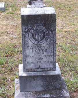 HARTSELL, NANCY EMMA - Lawrence County, Arkansas | NANCY EMMA HARTSELL - Arkansas Gravestone Photos