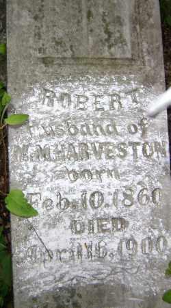 HARVESTON, ROBERT - Lawrence County, Arkansas   ROBERT HARVESTON - Arkansas Gravestone Photos