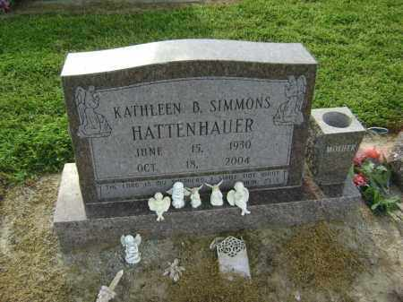 BAIRD SIMMONS, KATHLEEN - Lawrence County, Arkansas | KATHLEEN BAIRD SIMMONS - Arkansas Gravestone Photos