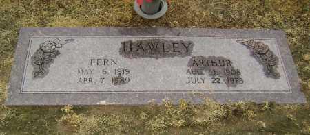 HAWLEY, FERN LOUISE - Lawrence County, Arkansas   FERN LOUISE HAWLEY - Arkansas Gravestone Photos