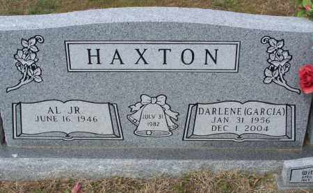 GARCIA HAXTON, DARLENE - Lawrence County, Arkansas | DARLENE GARCIA HAXTON - Arkansas Gravestone Photos