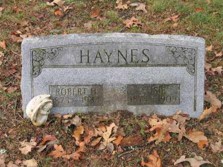 HAYNES, ROBERT H. - Lawrence County, Arkansas | ROBERT H. HAYNES - Arkansas Gravestone Photos