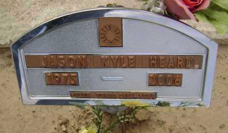 HEARD, JASON KYLE - Lawrence County, Arkansas   JASON KYLE HEARD - Arkansas Gravestone Photos