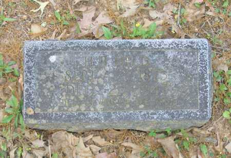 HELD, H. B. - Lawrence County, Arkansas | H. B. HELD - Arkansas Gravestone Photos