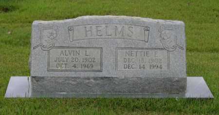 HELMS, ALVIN LESLIE - Lawrence County, Arkansas | ALVIN LESLIE HELMS - Arkansas Gravestone Photos