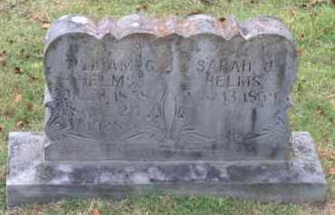HELMS, WILLIAM G. - Lawrence County, Arkansas | WILLIAM G. HELMS - Arkansas Gravestone Photos