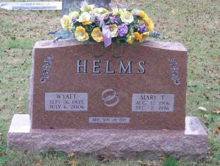 HELMS, MARY TENNESSEE - Lawrence County, Arkansas | MARY TENNESSEE HELMS - Arkansas Gravestone Photos