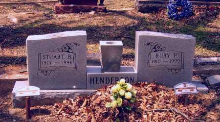 VERKLER HENDERSON, RUBY P. - Lawrence County, Arkansas | RUBY P. VERKLER HENDERSON - Arkansas Gravestone Photos