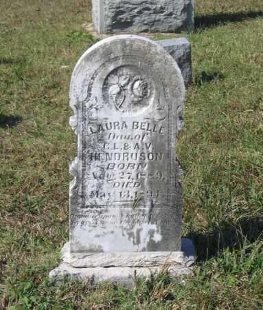 HENDERSON, LAURA BELLE - Lawrence County, Arkansas | LAURA BELLE HENDERSON - Arkansas Gravestone Photos