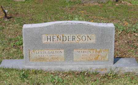 HENDERSON, MARVIN FINLEY - Lawrence County, Arkansas | MARVIN FINLEY HENDERSON - Arkansas Gravestone Photos