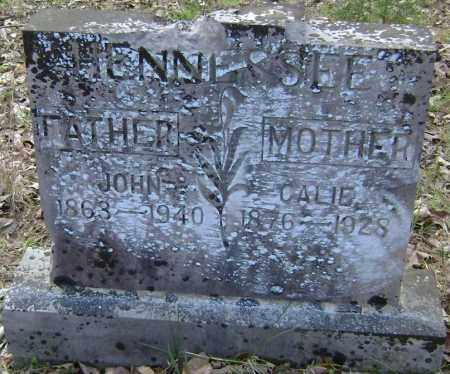 """HENNESSEE, F. CALDONIA """"CALIE"""" - Lawrence County, Arkansas 