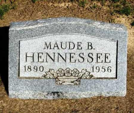 HENNESSEE, LELIA MAUDE - Lawrence County, Arkansas   LELIA MAUDE HENNESSEE - Arkansas Gravestone Photos