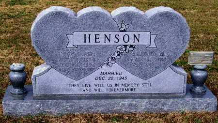 HENSON, SR., TROY RAY - Lawrence County, Arkansas | TROY RAY HENSON, SR. - Arkansas Gravestone Photos