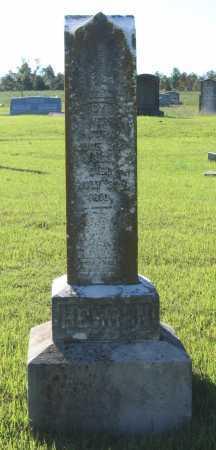 HERREN, LUCY J. - Lawrence County, Arkansas | LUCY J. HERREN - Arkansas Gravestone Photos