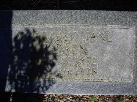 HERREN, MARGARET JANE - Lawrence County, Arkansas | MARGARET JANE HERREN - Arkansas Gravestone Photos
