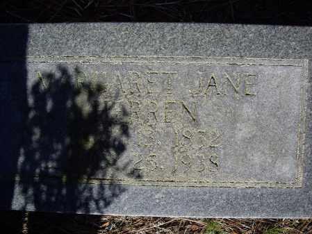 MATTHEWS HERREN, MARGARET JANE - Lawrence County, Arkansas | MARGARET JANE MATTHEWS HERREN - Arkansas Gravestone Photos