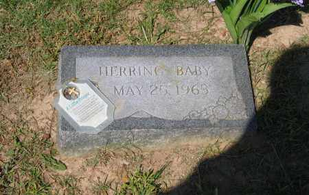HERRING, INFANT - Lawrence County, Arkansas | INFANT HERRING - Arkansas Gravestone Photos