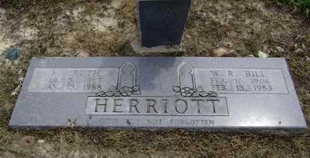 HERRIOTT, ELSIE RUTH - Lawrence County, Arkansas | ELSIE RUTH HERRIOTT - Arkansas Gravestone Photos