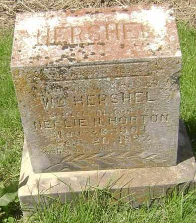 HERSHEL, WILLIAM - Lawrence County, Arkansas | WILLIAM HERSHEL - Arkansas Gravestone Photos