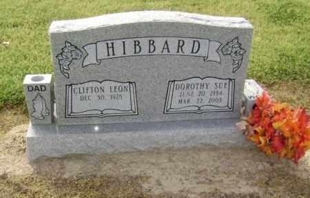 HIBBARD, DOROTHY SUE - Lawrence County, Arkansas | DOROTHY SUE HIBBARD - Arkansas Gravestone Photos