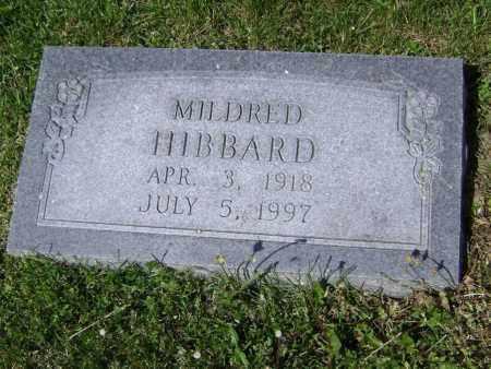 HIBBARD, MILDRED R. - Lawrence County, Arkansas | MILDRED R. HIBBARD - Arkansas Gravestone Photos
