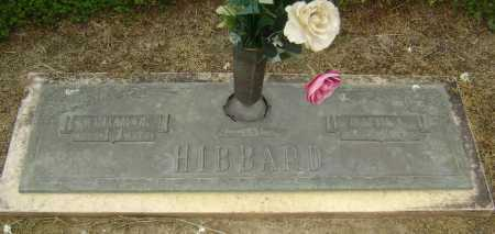 LAIRAMORE HIBBARD, MATTIE LEE - Lawrence County, Arkansas | MATTIE LEE LAIRAMORE HIBBARD - Arkansas Gravestone Photos