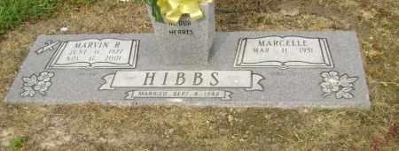 HIBBS, MARVIN R. - Lawrence County, Arkansas | MARVIN R. HIBBS - Arkansas Gravestone Photos