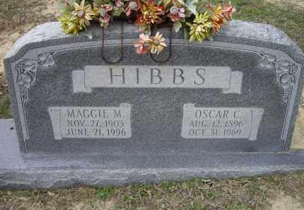 DECKER HIBBS, MAGGIE M. - Lawrence County, Arkansas | MAGGIE M. DECKER HIBBS - Arkansas Gravestone Photos