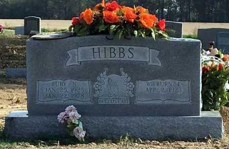 HIBBS, RUBY NELL - Lawrence County, Arkansas   RUBY NELL HIBBS - Arkansas Gravestone Photos