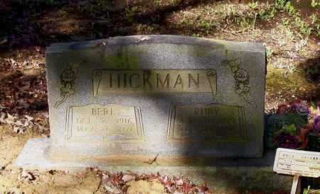 MALONE HICKMAN, RUBY FAYE - Lawrence County, Arkansas | RUBY FAYE MALONE HICKMAN - Arkansas Gravestone Photos