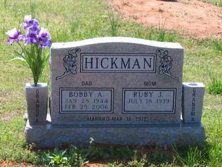 HICKMAN, BOBBY ALLEN - Lawrence County, Arkansas   BOBBY ALLEN HICKMAN - Arkansas Gravestone Photos