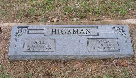 HICKMAN, SYLVIA - Lawrence County, Arkansas | SYLVIA HICKMAN - Arkansas Gravestone Photos