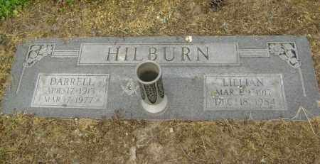 MCMULLEN HILBURN, LILLIAN ELMORE - Lawrence County, Arkansas | LILLIAN ELMORE MCMULLEN HILBURN - Arkansas Gravestone Photos
