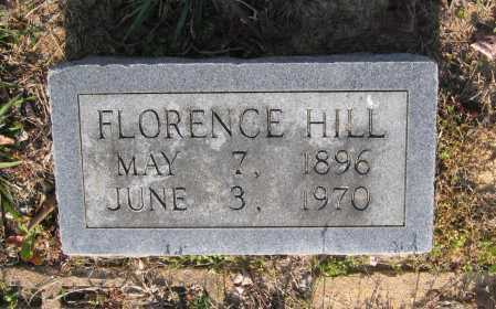 HILL, ALMA FLORENCE - Lawrence County, Arkansas | ALMA FLORENCE HILL - Arkansas Gravestone Photos