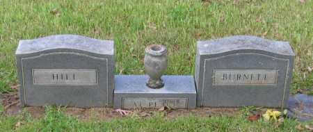 HILL- BURNETT FAMILY STONES,  - Lawrence County, Arkansas |  HILL- BURNETT FAMILY STONES - Arkansas Gravestone Photos