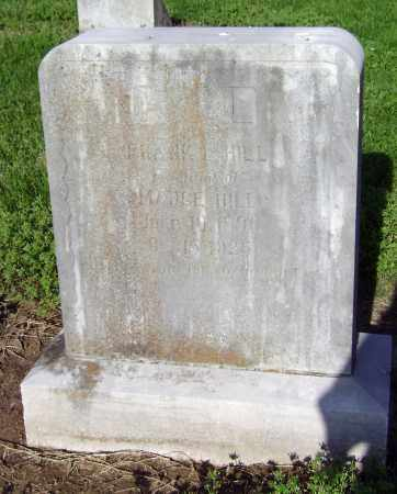HILL, FRANK ELISHA - Lawrence County, Arkansas | FRANK ELISHA HILL - Arkansas Gravestone Photos