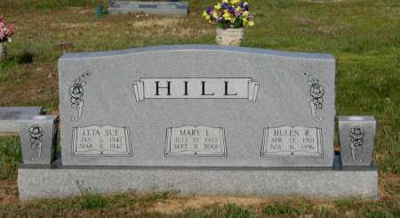 HILL, HULEN RICHARD - Lawrence County, Arkansas | HULEN RICHARD HILL - Arkansas Gravestone Photos