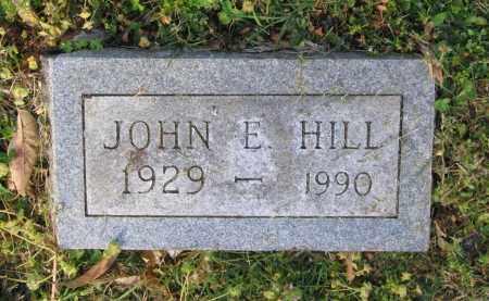 HILL, JOHN EDWARD - Lawrence County, Arkansas | JOHN EDWARD HILL - Arkansas Gravestone Photos