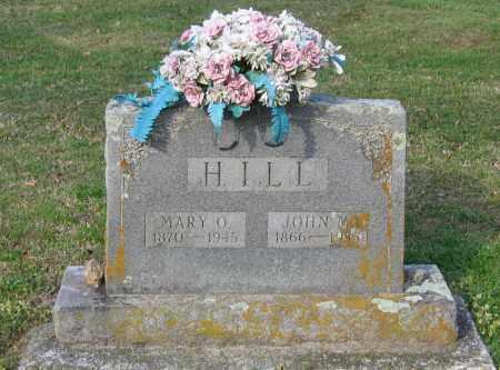 HILL, MARY O. - Lawrence County, Arkansas | MARY O. HILL - Arkansas Gravestone Photos