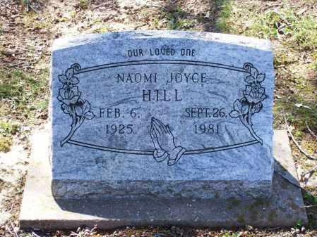 FOLEY HILL, NAOMI JOYCE - Lawrence County, Arkansas   NAOMI JOYCE FOLEY HILL - Arkansas Gravestone Photos
